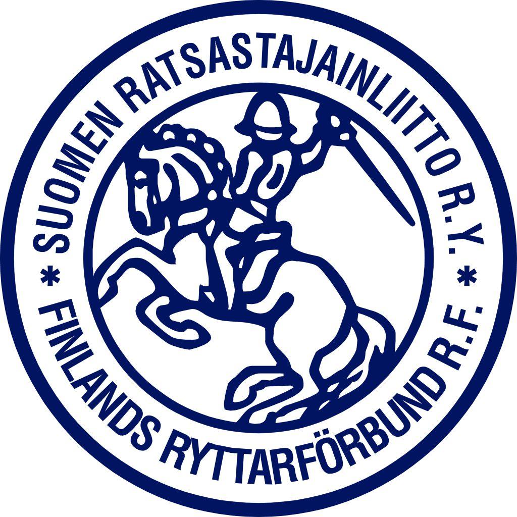 SRL logo - Suomen Ratsasatajainliitto ry